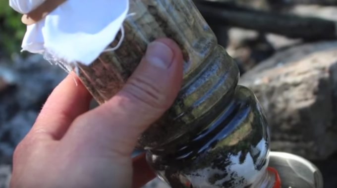How To Make A 25 Cent Portable Water Filtration System That Can Save Your Life